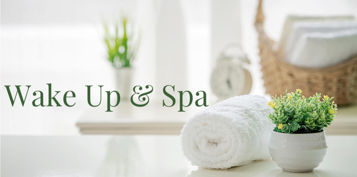 Wake Up & Spa for 1 Monday-Thursday