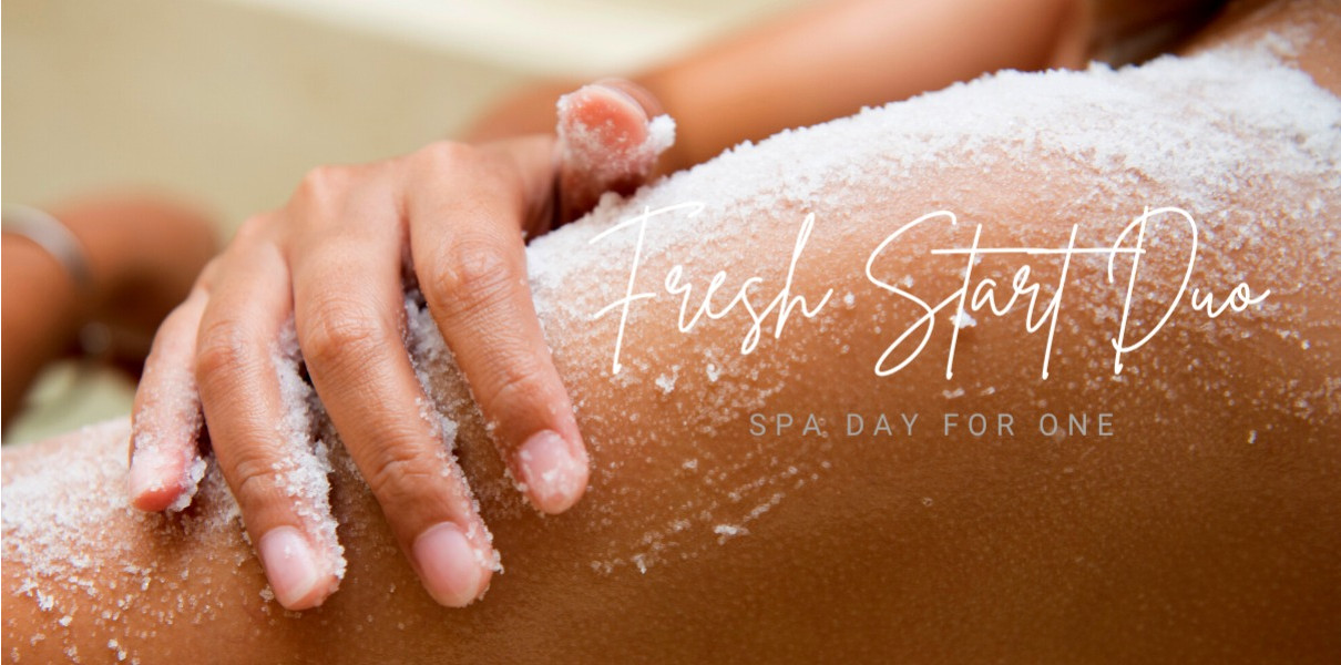 Fresh Start Duo - Spa Day for 1