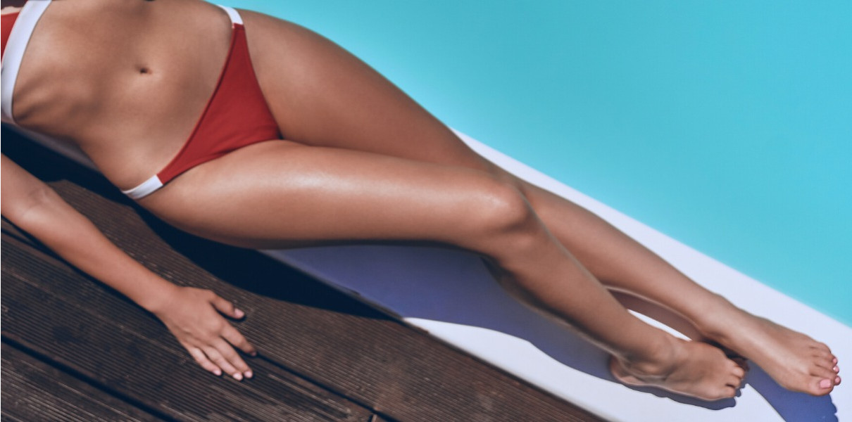 St.Tropez Full Body Spray Tan
